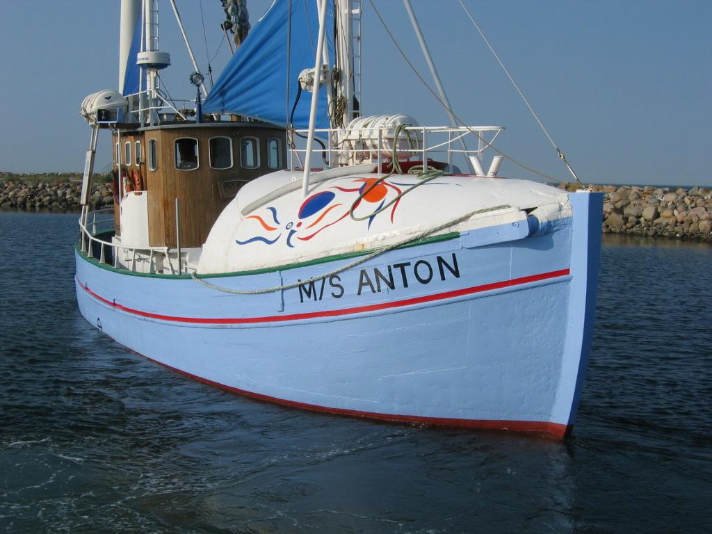 Miljøkutter Anton